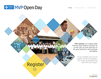 mvp open day website
