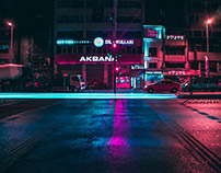 Neon Times of Istanbul