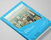 Real Estate Corporate Clean Project Proposal