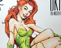 Original Comic Sketch Covers