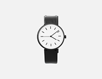 FROMHENCE Watch Product and BX design