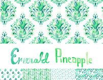 Emerald Pineapple