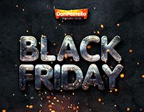 Don Pastello - Black Friday