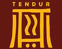 TENDUR - Musician logo