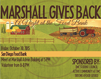 Marshall College Gives Back