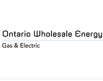 Ontario Wholesale Energy - tablet app case study