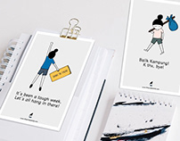 Work Mood Cards | Product Line