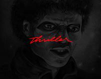 Thriller / Wacom Halloween