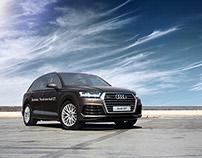 2015 Audi Q7 | South Africa