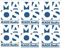 MAOS Realty Logo