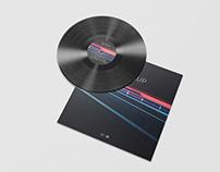 Vinyl Record Mockup 3