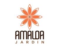 Re-Diseño de Marca (Branding) - Amaloa Jardin