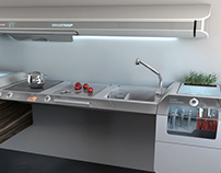 Liberty - Universal Kitchen Concept (Whirlpool)