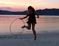 #PASSION Hula Hooping