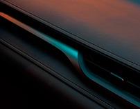 Lexus RX interior