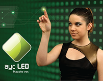 BROCHURE para ayc LED
