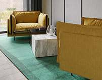 Cabinet lounge I