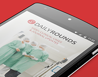 Daily Rounds Mobile App