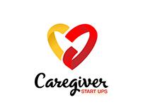 Logo & Branding Project of CareGiver Start-ups