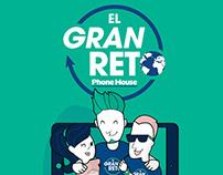 El gran reto by Phone House