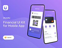 Uluwatu Finance UI Kit
