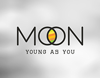 MOON // Young As You | Pisco Bottle