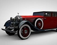 3D Model: Car