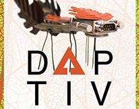 DAPTIV Critter Bot Typography Series