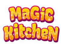Magic Kitchen: Game art