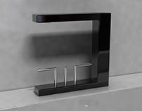 Free Time: folding sink