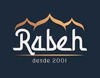 Rabeh Restaurante - Branding