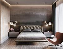 BEDROOM IN PRESNYA CITY