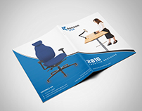 Bifold Brochure 8 Pages