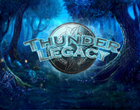 Thunder Legacy. Game art.