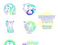 Hungry Yeti