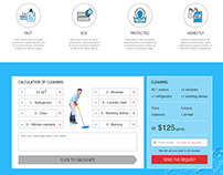 Design for Cleaning Company