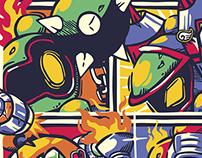 Super Bomberman 4 Tribute