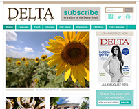 Delta Magazine Website