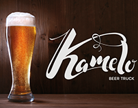 Kamelo Beer Truck