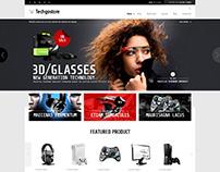TechGoStore WooCommerce WordPress Theme