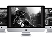 Akua Mobile Product Website