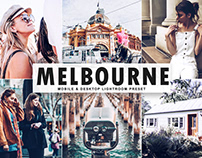 Free Melbourne Mobile & Desktop Lightroom Preset