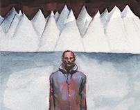 Radiohead portraits
