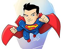 Superman - Chibi Version