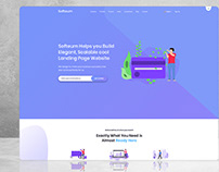 Softeum Landing Page
