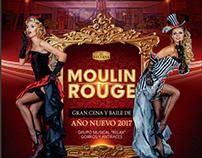 Moulin Rouge - Publicidad