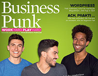 Business Punk Cover  04/2015
