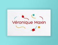 Véronique Maxin, signature et identité web
