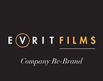 EVRITFILMS LTD - Company Re-Brand