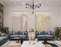 Diwaniya Interior Design KWT #6